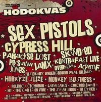 Poster festivalu Hodokvas