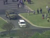 Streľba na škole v Severnej Karolíne