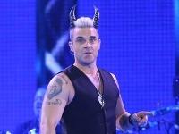 Robbie Williams bol v Bratislave doslova diabolský.