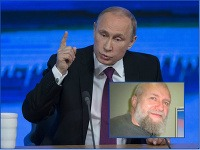 Vladimir Golubjov vraj vyzradil na prednáške v Česku ruské tajomstvá.
