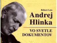 Obal knihy Andrej Hlinka vo svetle dokumentov