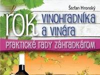 Obal knihy Rok vinohradníka a vinára