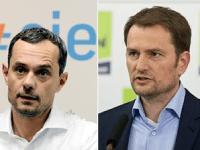 Radoslav Procházka a Igor Matovič