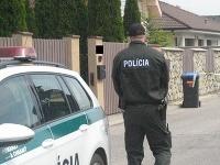 V Rovinke zasahovala dnes ráno polícia