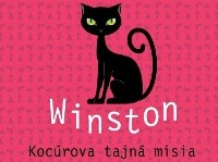 Obal knihy Winston: Kocúrova tajná misia