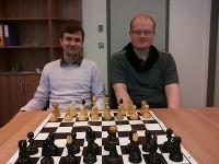 Alexander Riabov (vľavo) a Milan Pacher (vpravo)