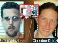 Rodičia 18-mesačnej Elizabeth E. Delozierovej