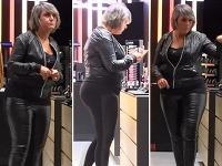 Marta Dvorská viditeľne pribrala. A navyše si dala prefarbiť vlasy na sivo.