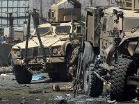 92d3f016e Útok na zahraničný konvoj NATO: Samovražedný atentátnik mal auto s  výbušninami!