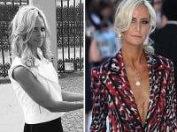 Victoria Hervey má 38, no jej hrudník vyzerá tak, akoby mala 80.