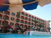 Tuniský hotel Marabout