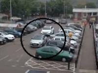 Žena problém s parkovaním vyriešila po svojom