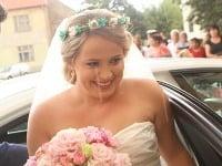 Dominika Mirgová sa vydala.