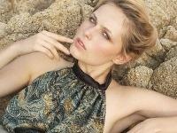 Katarína Gregušková sa okrem herectva živí aj modelingom.