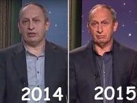 Jan Kraus v priebehu roka viditeľne schudol.