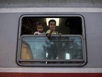 Utečenci v Chorvátsku