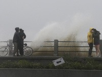 Východné pobrežie USA zasiahol hurikán Joaquin