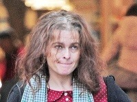 Helena Bonham Carter si na úpravu svojho zovňajšku nepotrpí.