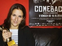 Producentka filmu Barbara Harumová Hessová