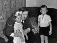 Hitler na Berghof pozýval niekedy deti