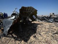 Ruské lietadlo padlo nad Egyptom