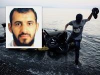Mehdi Ben Nasr sa tváril ako obyčajný utečenec.