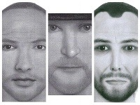 Polícia zverejnila identikity páchateľov