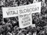 Takto sme pred 26 rokmi vítali slobodu