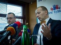 Milan Krajniak a Boris Kollár.