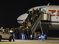 Do Košíc priletelo 149 ásyrských kresťanov