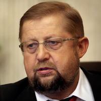 Minister spravodlivosti Štefan Harabin