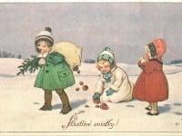 Vianočné pohľadnice z rokov 1909 – 1925 sú súčasťou pozostalosti  Štefana Janšáka – archeológa, stavebného odborníka, diplomata, spisovateľa a cestovateľa. Bol významným štátnym úradníkom.
