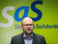 Predseda strany SaS Richard Sulík