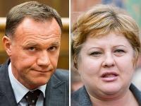 Drsná diskusia medzi ministrom a šéfkou odborov.