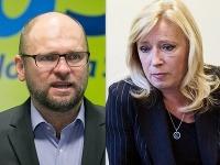 Richard Sulík a Iveta Radičová sa ani po štyroch rokoch nevedia zhodnúť na zodpovednosti.