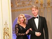 Zdena Studenková a český Ken Robert Paulat