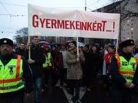 Učitelia v Maďarsku takisto štrajkujú proti systému