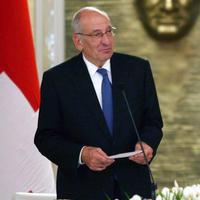Švajčiarsky prezident Pascal Couchepin