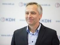 Predseda KDH Ján Figeľ