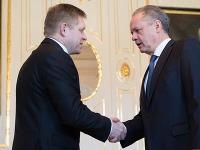 Konflikt medzi Robertom Ficom a Andrejom Kisokm sa začína vyostrovať.