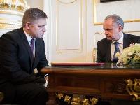 Robert Fico Andrej Kiska