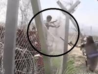 Na nevinné dieťa útočila pohraničná stráž