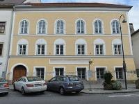 Hitlerov rodný dom v Braunau am Inn