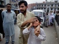 Zemetrasenie v Pakistane