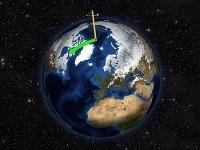 Vychýlenie zemskej osi