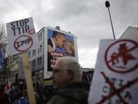 Protest v Hannoveri