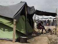 Migranti v Idomeni