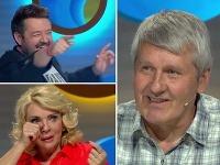 Janko Kroner sa po rokoch opäť objavil na televíznych obrazovkách. Michal Hudák bol z toho vo vytržení a Zdena Studenková bola dojatá.