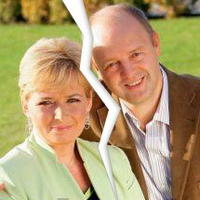 Pavol Rusko s manželkou.