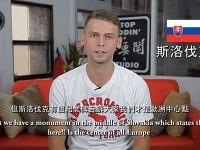 Marko účinkoval v medzinárodnom videu